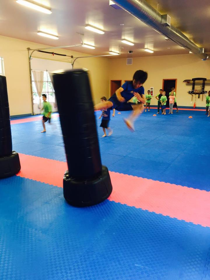 issaquah martial arts camp