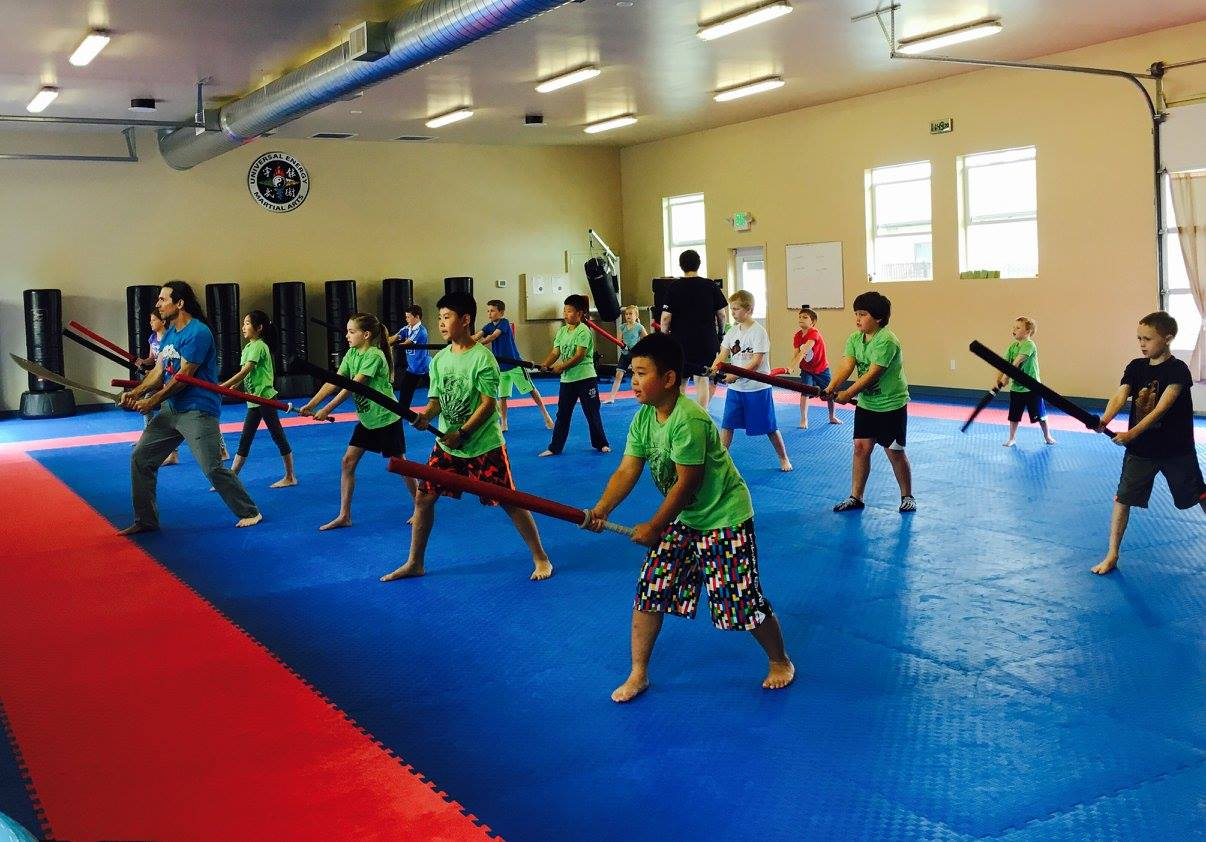 martial arts camp issaquah